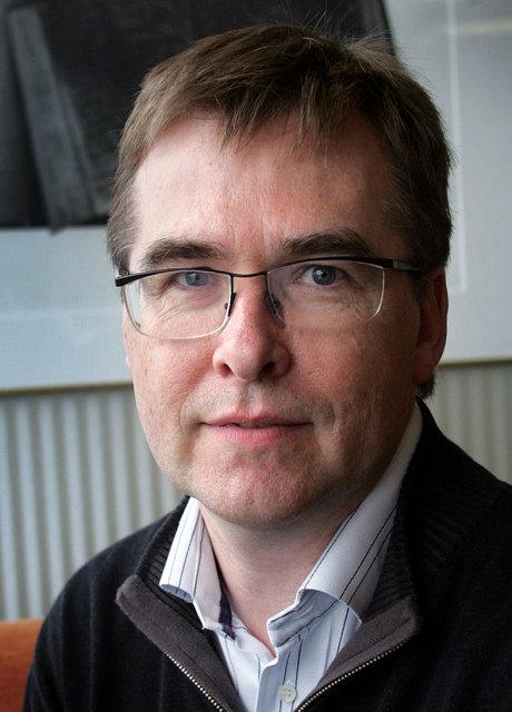 Þorsteinn Hilmarsson, upplýsingafulltrúi Landsvirkjunar.