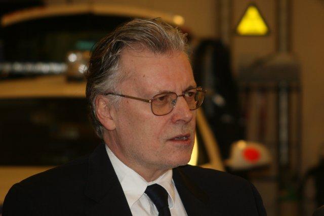 Ögmundur Jónasson, innanríkisráðherra.