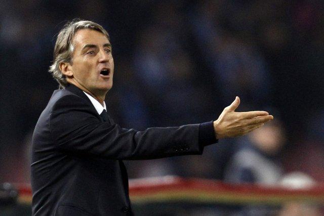 Roberto Mancini hefur áhyggjur af stöðu mála í sínum hópi.