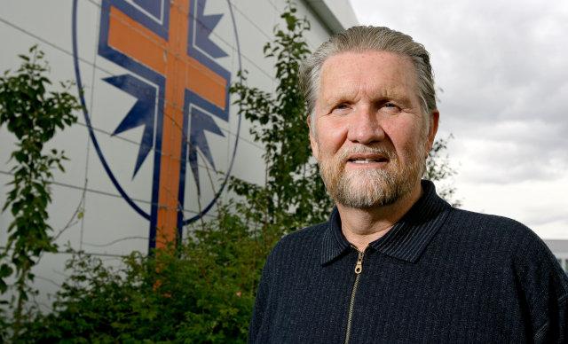 Gunnar Þorsteinsson, forstöðumaður Krossins.