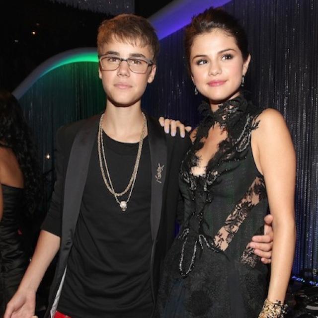 Justin Bieber og Selena Gomez þegar allt lék í lyndi ...