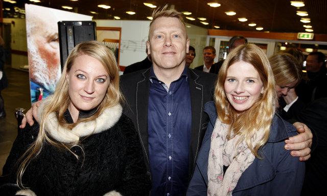 Diljá Ámundadóttir, Jón Gnarr og Heiða Kristín Helgadóttir.