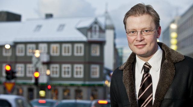 Sigurður Kári Kristjánsson