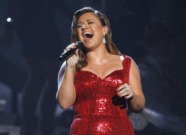 Kelly Clarkson árið 2011.