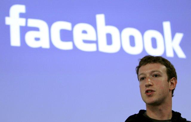 Íslensk fyrirtæki auglýsa lítið hjá Mark Zuckerberg.