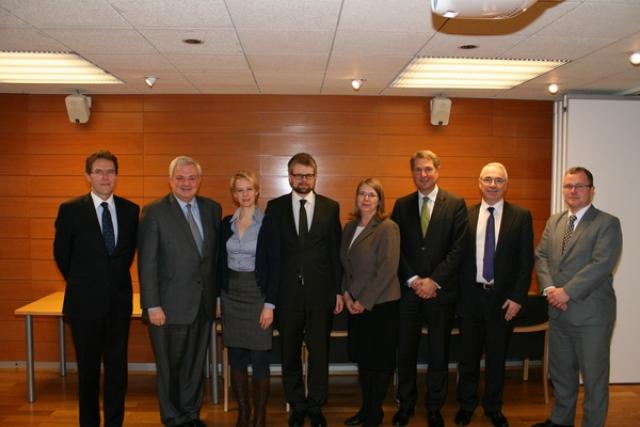 Ib petersen, Stephen Brown, Ingrid Fiskaa, Einar Gunnarsson, Anna Sipiläinen, ...