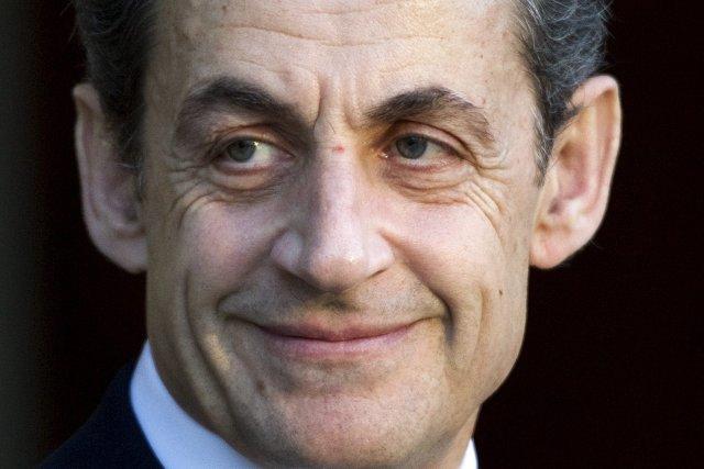 Nicolas Sarkozy, forseti Frakklands.