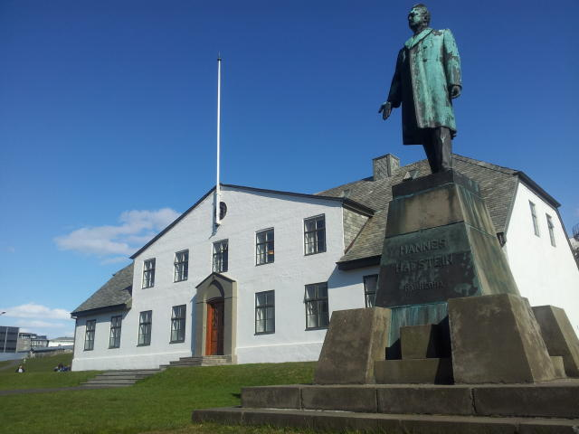 Góð afkoma skýrist að mestu af 384,3 milljarða króna stöðugleikaframlagi ...