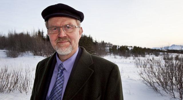 Jón Bjarnason, alþingismaður.