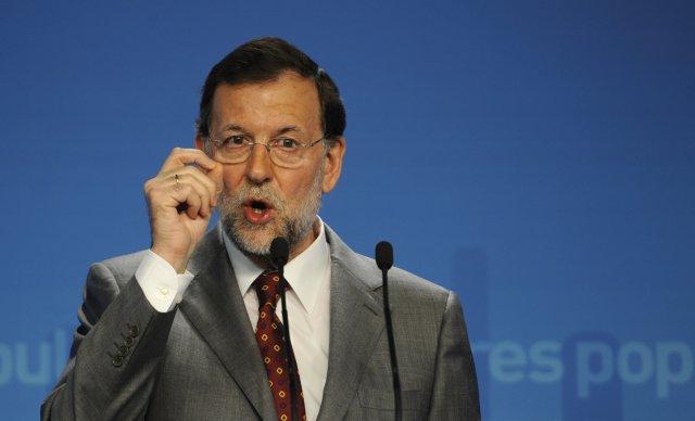Mariano Rajoy, forsætisráðherra Spánar.