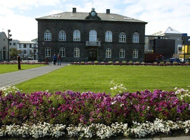 Iceland's Parliament, Alþingi.