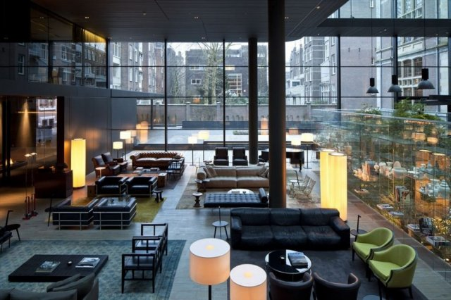 Conservatorium Hotel Amsterdam.