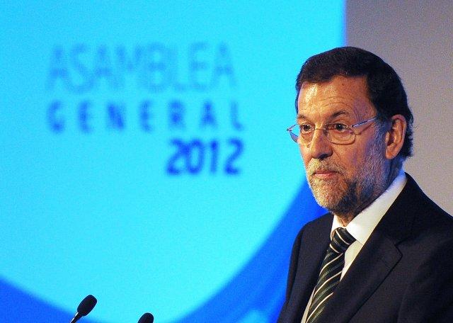 Forsætisráðherra Spánar, Mariano Rajoy.