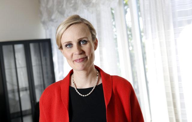 Þóra Arnórsdóttir.