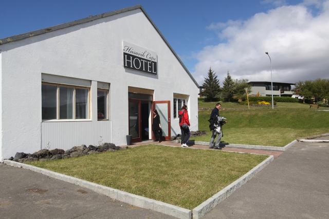 Hótel Húsavíkurhöfði.