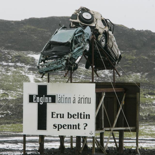 Enginn á að þurfa að deyja í umferðinni.