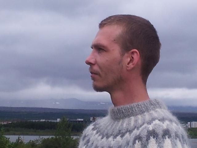 Örvar Geir Geirsson hyggst mótmæla banni stjórnvalda á kannabis-efnum frá ...