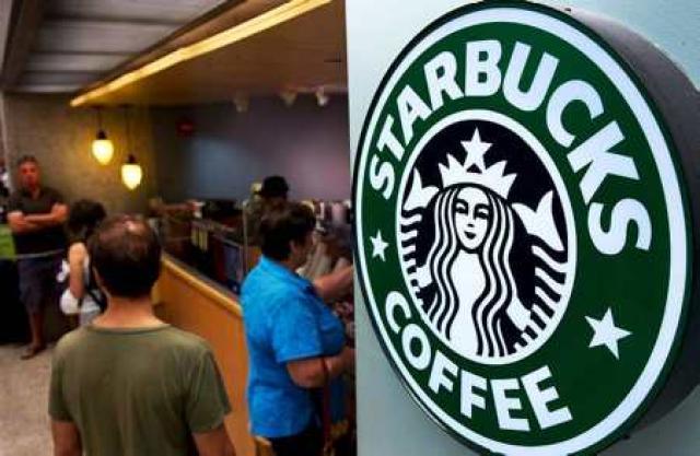 Starbucks er stærsta kaffihúsakeðja í heimi.
