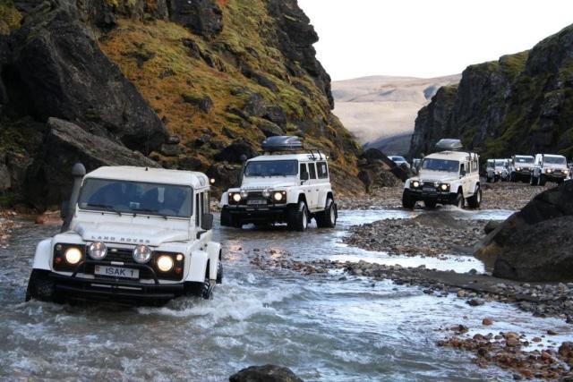 Image result for Einstakar jeppaferðir á Íslandi