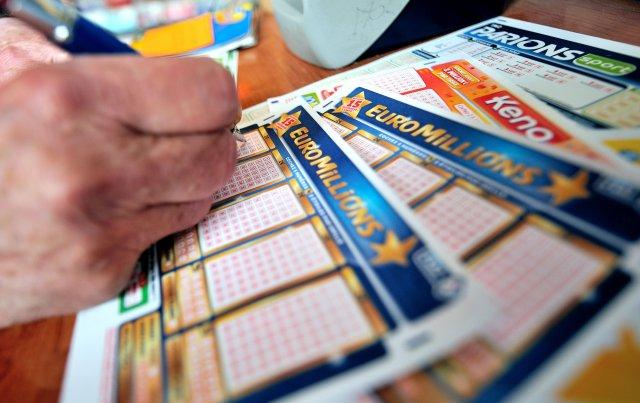 Eurojackpot lottó