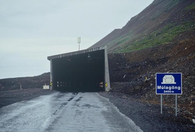 Múlagöng verða lokuð í fyrramálið.
