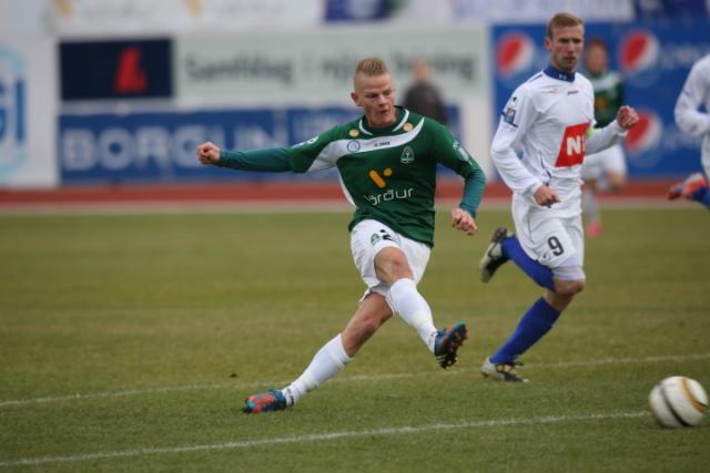 Nichlas Rohde er kominn aftur til Breiðabliks.