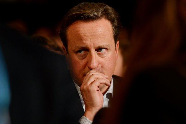 David Cameron, forsætisráðherra Bretlands.