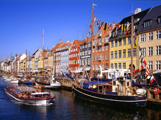 Denmark is the destination of choice for many Icelandic tourists ...