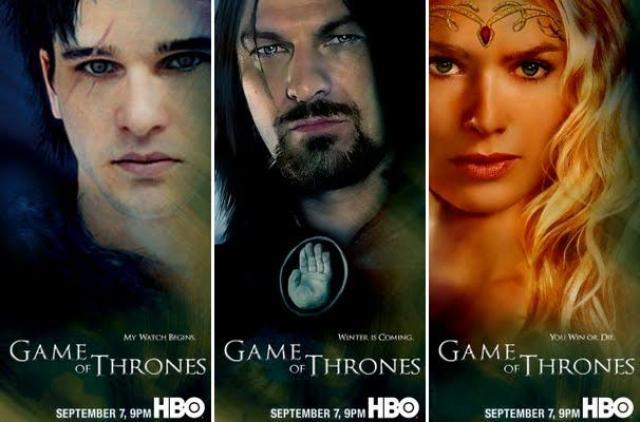 Game of Thrones þáttaröðin er að hluta tekin upp á …