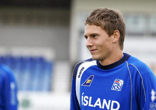 Eggert Gunnþór Jónsson.