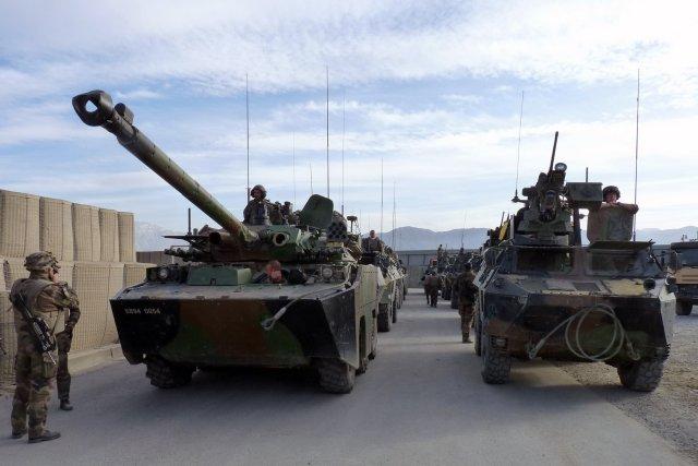 Frá Afganistan