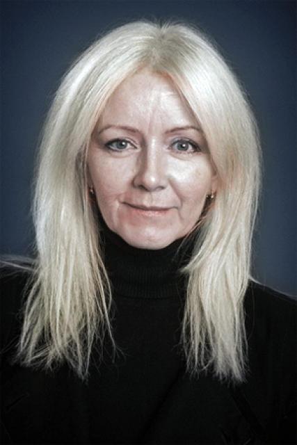Valgerður Gunnarsdóttir.