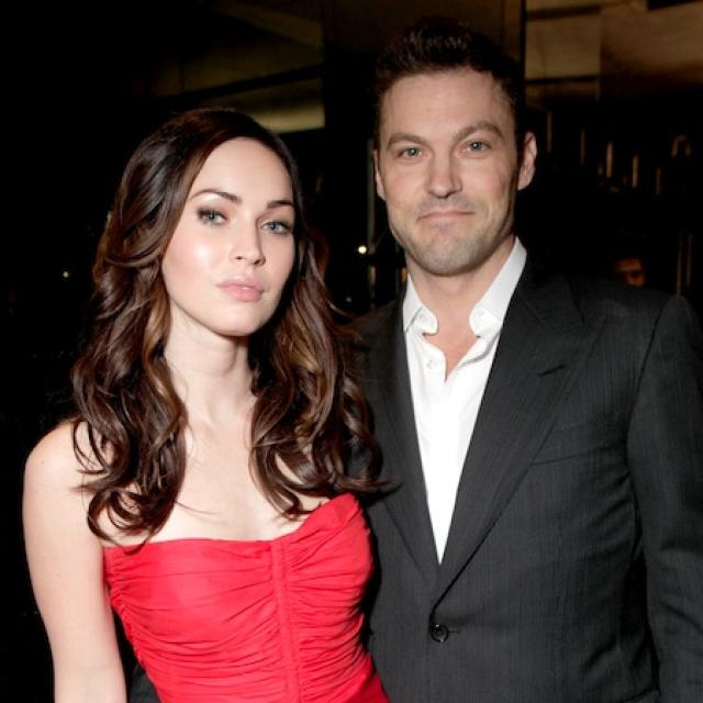 Megan Fox og Brian Austin Green eru að skilja.