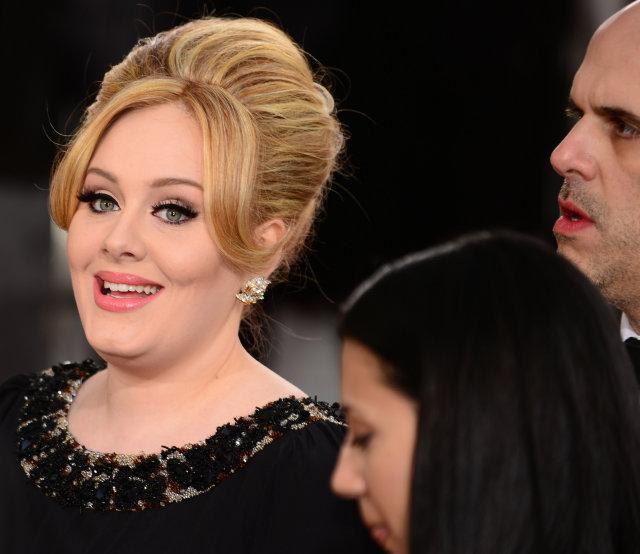 Adele árið 2013.