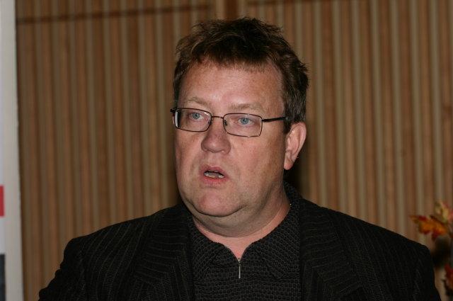 Þórir Björn Kolbeinsson, yfirlæknir heilsugæslunnar í Rangárvallasýslu.