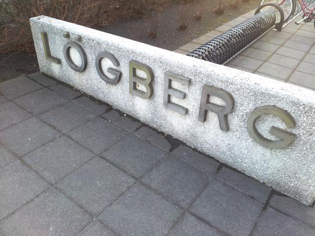 Lögberg.