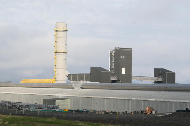 Iceland's high carbon footprint is attributable to heavy industry, car ...