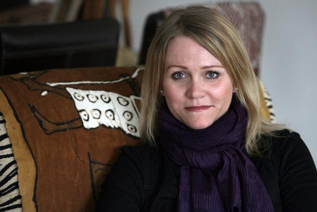 Katrín Júlíusdóttur, varaformaður Samfylkingarinnar.