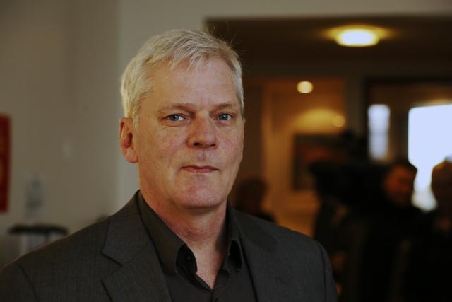 Kristinn Hrafnsson ritstjóri WikiLeaks hefur alvarlegar áhyggjur af framvindu mála ...