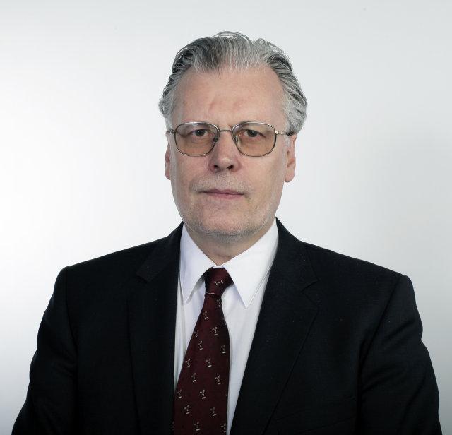 Ögmundur Jónasson, þingmaður VG.