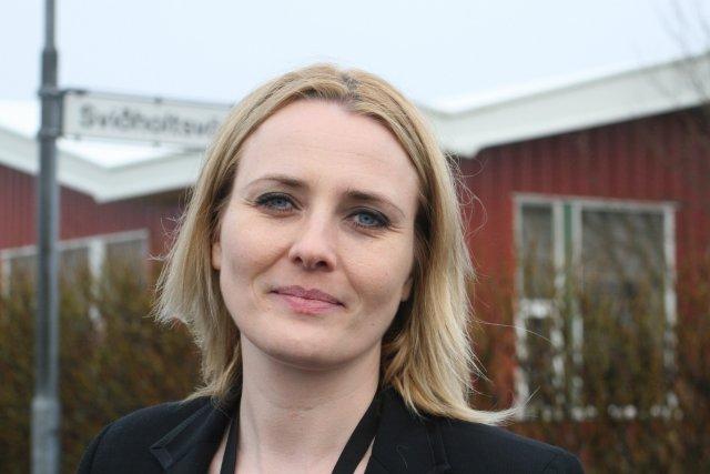 Brynja Þorgeirsdóttir.