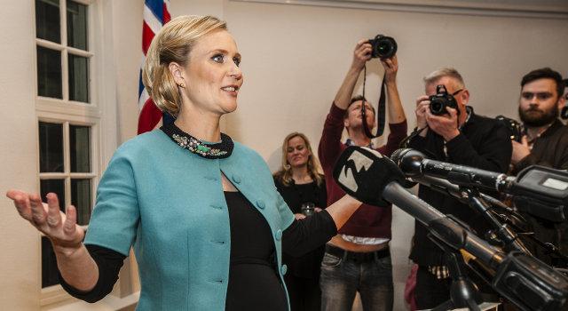 Þóra Arnórsdóttir býður sig fram til embættis forseta Íslands