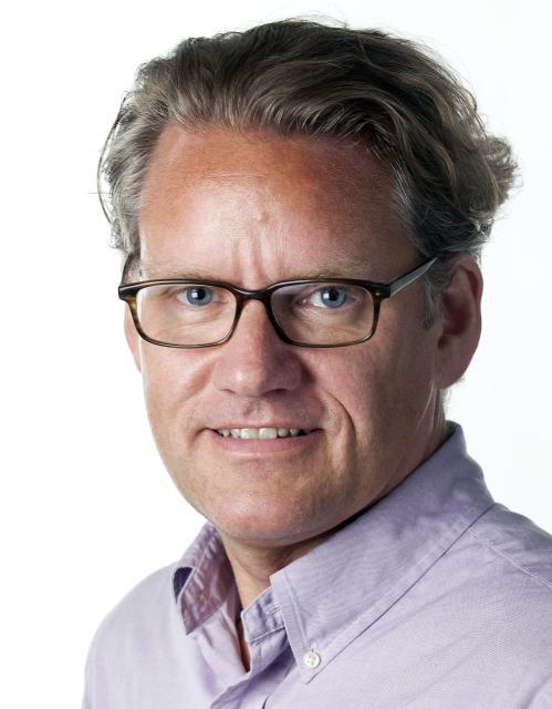 Ólafur Stephensen, ritstjóri Fréttablaðsins.