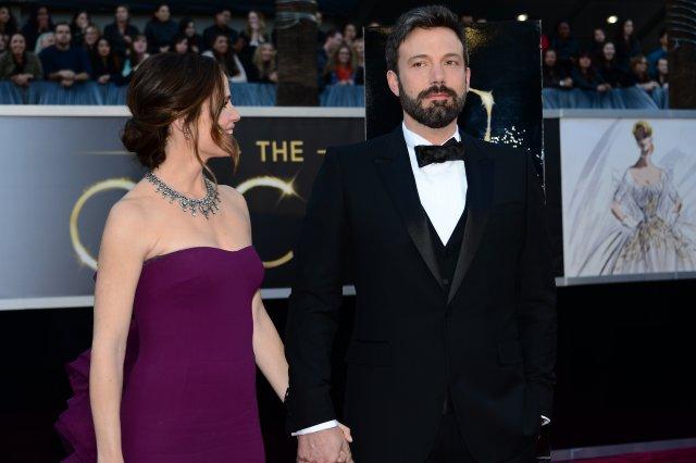 Jennifer Garner var áður gift leikaranum Ben Affleck.