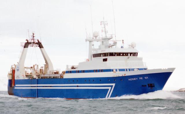 Þerney RE-101.