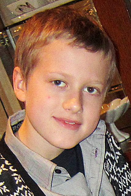 Blængur Mikael Bogason var 12 ára þegar hann lést í …