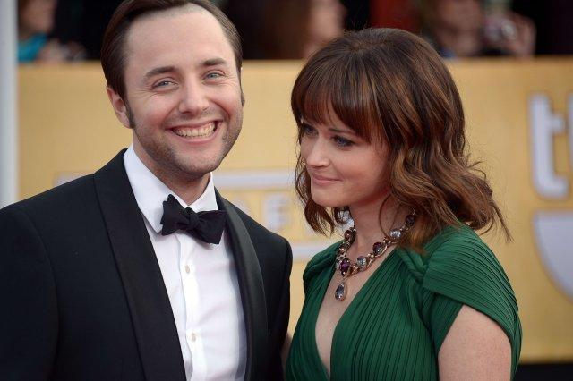 Vincent Kartheiser og Alexis Bledel. Gilmore Girls-stjarnan kynntist eiginmanni sínum ...