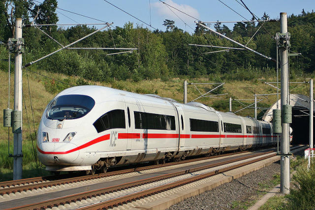 Could something like this German high-speed train soon be the ...