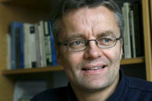 Rúnar Vilhjálmsson prófessor.