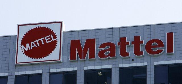 Hlutabréf Mattel lækkuðu um rúm 9% í dag